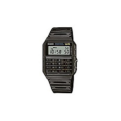 Casio - Gents core calculator watch