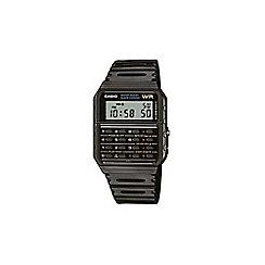 Casio - Gents core calculator watch