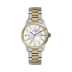 Rotary - Gents two tone gold watch