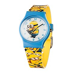 Despicable Me - Minions analogue watch
