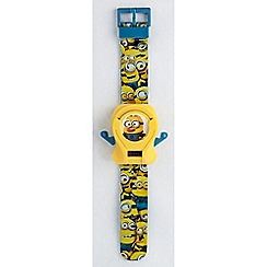 Despicable Me - Minions flying disk watch