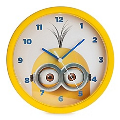 Despicable Me - Minions wall clock