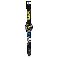 Batman - Boys batman analogue watch bat5dc