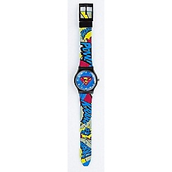 Superman - Superman analogue watch sup4dc