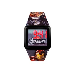 The Avengers - Boys Disney Avengers digital touch watch