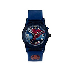 Spider-man - Boys Disney flashing Spider Man dial watch