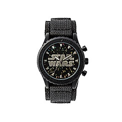 Star Wars - Boys Disney Star Wars velcro watch