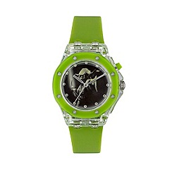 Star Wars - Boys Disney flashing Star Wars Yoda dial yod3702