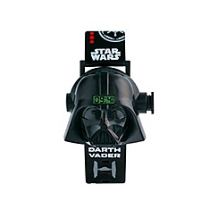 Star Wars - Boys Disney projection Star Wars Darth Vadar watch