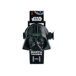 Star Wars - Boys Disney projection Star Wars Darth Vadar watch