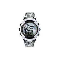 Star Wars - Boys Disney Star Wars Storm Trooper watch
