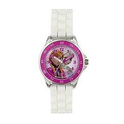 Disney Frozen - Girls Disney time teacher Frozen watch