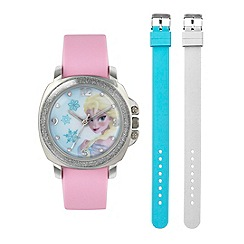 Disney Frozen - Girls Disney Frozen Interchangeable strap watch