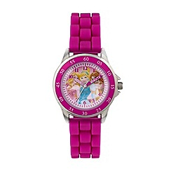 Disney Princess - Girls Disney Princess time teacher watch