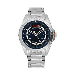 Boss Orange - Men's blue bracelet watch