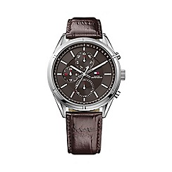 Tommy Hilfiger - Men's chronograph watch with black dial 1791126