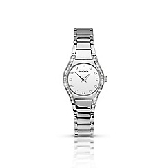 Sekonda - Ladies stone set watch