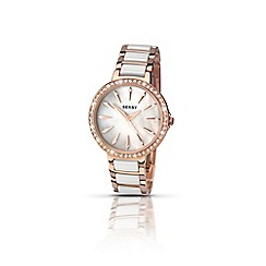 Sekonda - Ladies fashion ceramic link watch