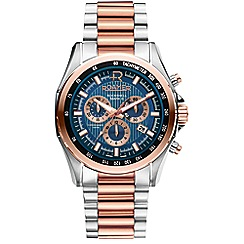 Roamer - Men's rockshell mark III chronograph bracelet watch