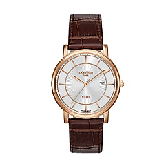 Roamer - Ladies classic line leather strap watch