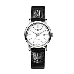 Roamer - Men's classic line leather strap watch