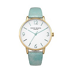 Daisy Dixon - Ladies blue metallic strap watch