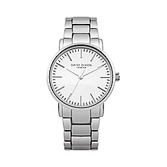 Daisy Dixon - Ladies silver tone metal bracelet watch dd004sm