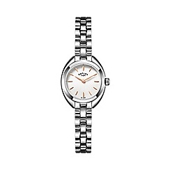 Rotary - Ladies silver bracelet watch