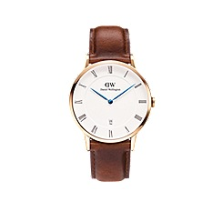 Daniel Wellington - Men's rose gold 'Dapper St Mawes' watch