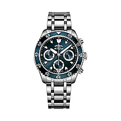 Rotary - Gents Stainless Steel Chronograph Watch
