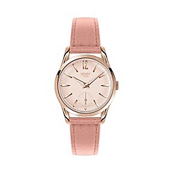 Henry London - Shoreditch rose gold watch hl30-us-0154