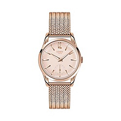 Henry London - Shoreditch rose gold watch hl30-um-0164