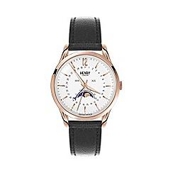 Henry London - Richmond moonphase watch hl39-ls-0150