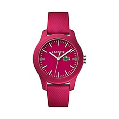 Lacoste - Ladies Pink strap watch 2000957