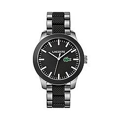 Lacoste - Men's black bracelet watch 2010890