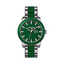 Lacoste - Men's green bracelet watch 2010892