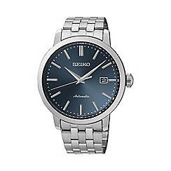 Seiko - Gents Stainless Steel 3-Hand Automatic Bracelet Watch srpa25k1