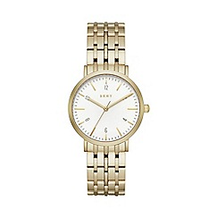 DKNY - Ladies Gold Minetta watch ny2503