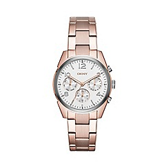 DKNY - Ladies Sport Luxe chronograph watch