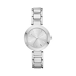DKNY - Ladies Silvery White Dial watch ny2398
