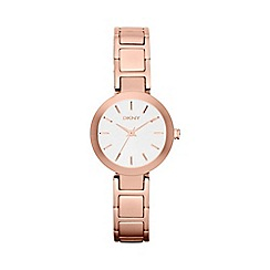 DKNY - Ladies Rose Gold bracelet watch ny2400