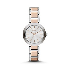 DKNY - Ladies Rose gold watch ny2402