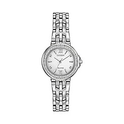 Citizen - Ladies bracelet stainless steel watch em0440-57a