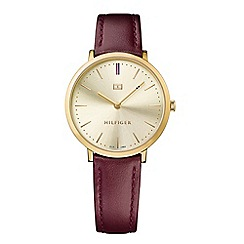 Tommy Hilfiger - Ladies Ultra Slim watch 1781692
