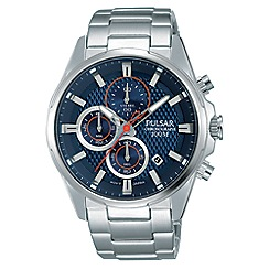 Pulsar - Gents SS Chronograph bracelet watch pm3059x1