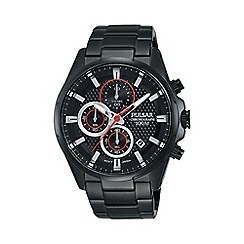 Pulsar - Gents BIP Chronograph bracelet watch