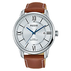 Pulsar - Gents SS Strap Watch