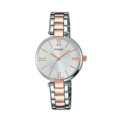 Pulsar - Ladies RGP TT bracelet watch
