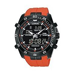 Lorus - Men's digital strap watch