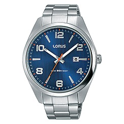 Lorus - Men's blue dial sports watch